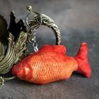 Подвеска-игрушка «Золотая рыбка»