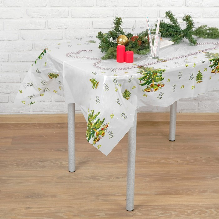 "Tablecloth ""Tree"" 108х180 cm"