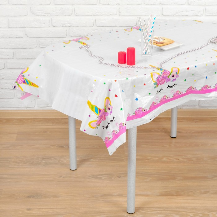 "Tablecloth ""Unicorn"" 108х180 cm"