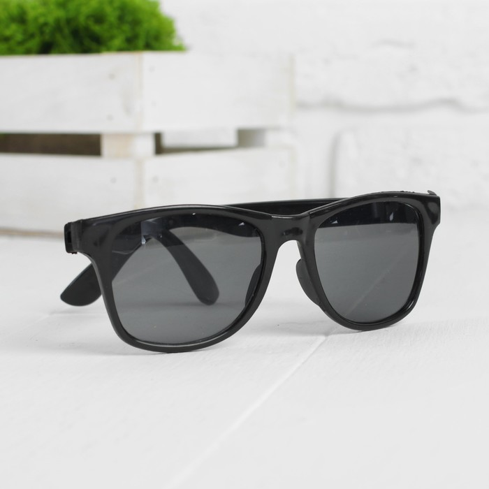 Очки солнцезащитные Black extreme