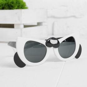 Очки солнцезащитные «Панда»