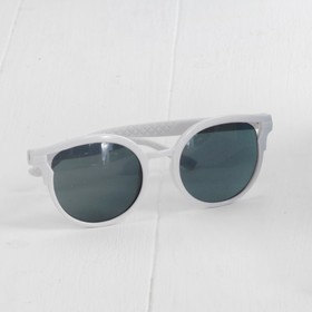 "Sunglasses ""Cat eyes-white"""