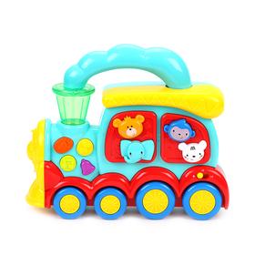 Музыкальная игрушка «Веселый паровозик»