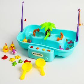 Развивающая игрушка «Рыбалка»
