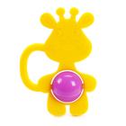 Погремушка-грызунок Жирафики «Жирафик»