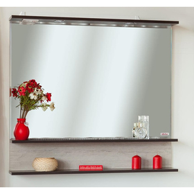Зеркало Турин 100 венге/орегон