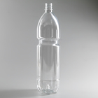 Бутылка одноразовая, 1,5 л, ПЭТ,без крышки, 70 шт/уп, цвет прозрачный - фото 235146342