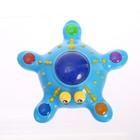 Развивающая игрушка «Морская звезда», двигается, вращается на 360 градусов, световые и звуковые эффекты, МИКС - фото 105500006