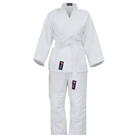 RUSCO SPORT karate kimono, for beginners, density 220-250 g / m, height 130
