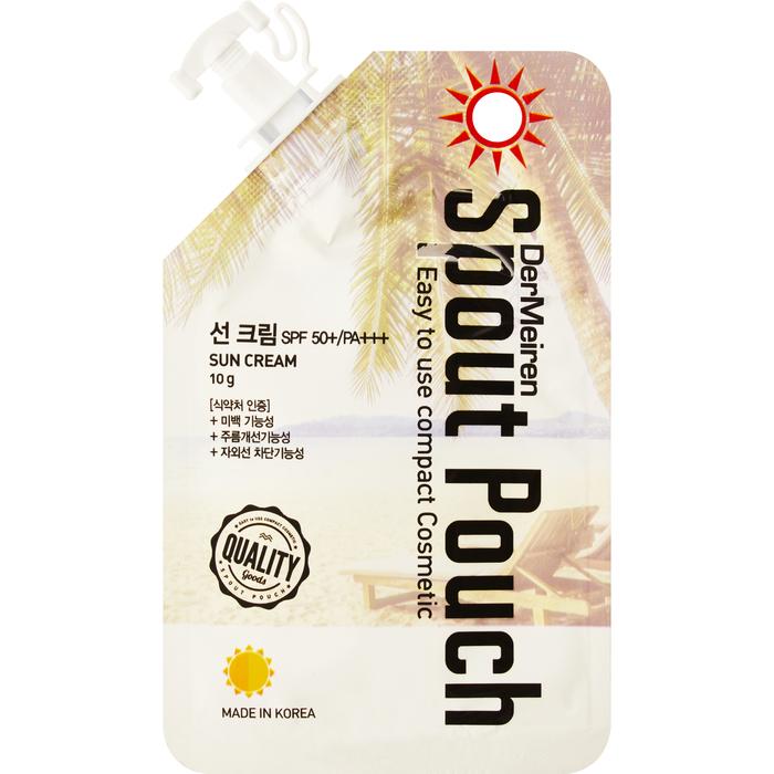 Солнцезащитный крем для тела DerMeiren SPF50+/PA+++, 10 г