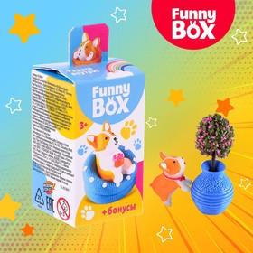 Набор для детей Funny Box «Собачки» Набор: радуга, инструкция, наклейки, МИКС,