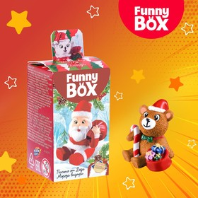 Набор для детей Funny Box «Новый Год» Набор: письмо, инструкция, МИКС