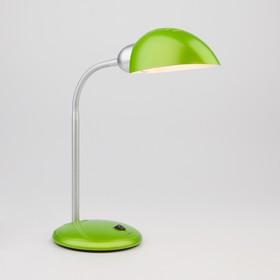 Настольная лампа Confetti 1x15Вт E27 зелёный, хром