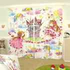 Фотошторы «Юные принцессы», размер 145 × 260 см,  блэкаут