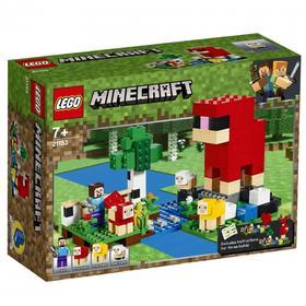 Конструктор Lego «Шерстяная ферма», 260 деталей