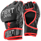 Перчатки для ММА тренировочные FIGHT EMPIRE, размер M