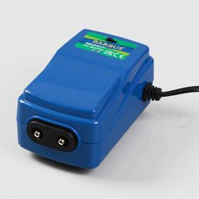 Air compressor GREEN CHAMPION 2X4.5l / m 7watt