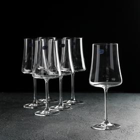 Набор бокалов для вина 560 мл «Экстра», 6 шт