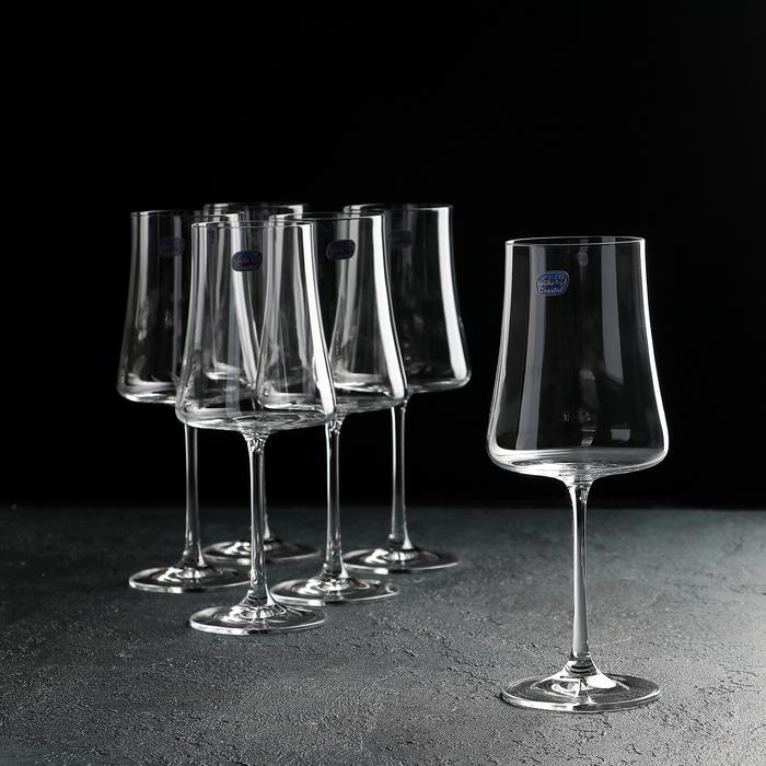 "Набор бокалов для вина 560 мл ""Экстра"", 6 шт"