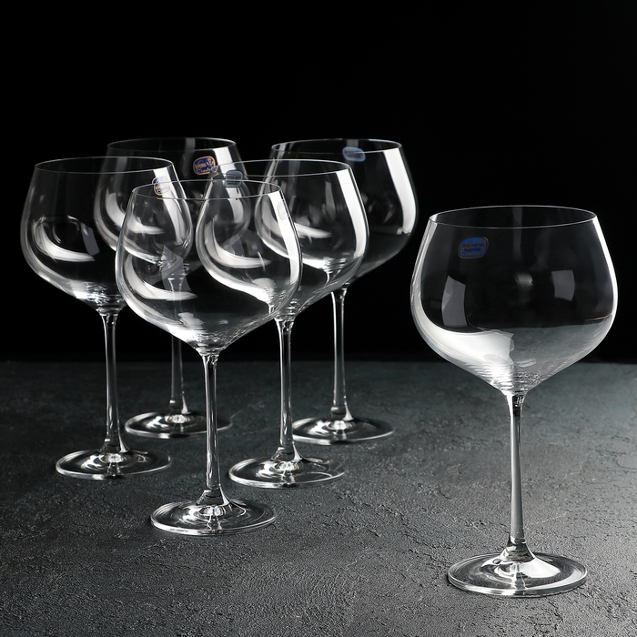 """Набор бокалов для вина 700 мл """"Меган"""", 6 шт"""