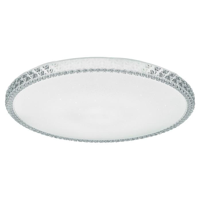 Светильник Brilliance 60Вт 3000-6500К LED белый, ПДУ с диммером
