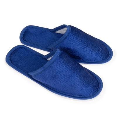 Slippers kids TAP MODA art. 03, blue, size 30/31