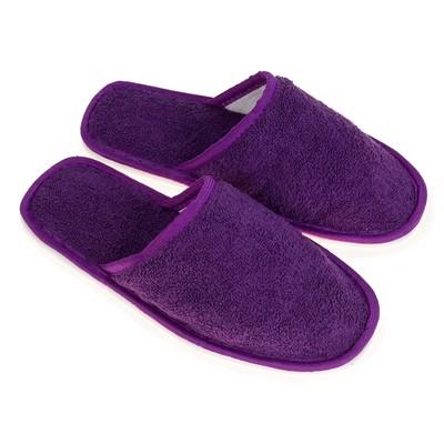 Slippers kids TAP MODA art. 39, purple, size 30/31