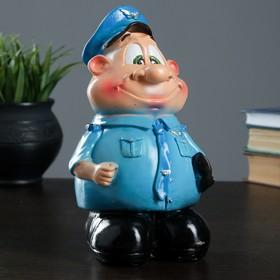 "Копилка ""Полицейский"" 24х15х15см"