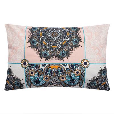 Pillowcase Ethel Persian motifs (вид2)2, 50x70 ± 3 cm, 100% cotton, calico 125 g/m2