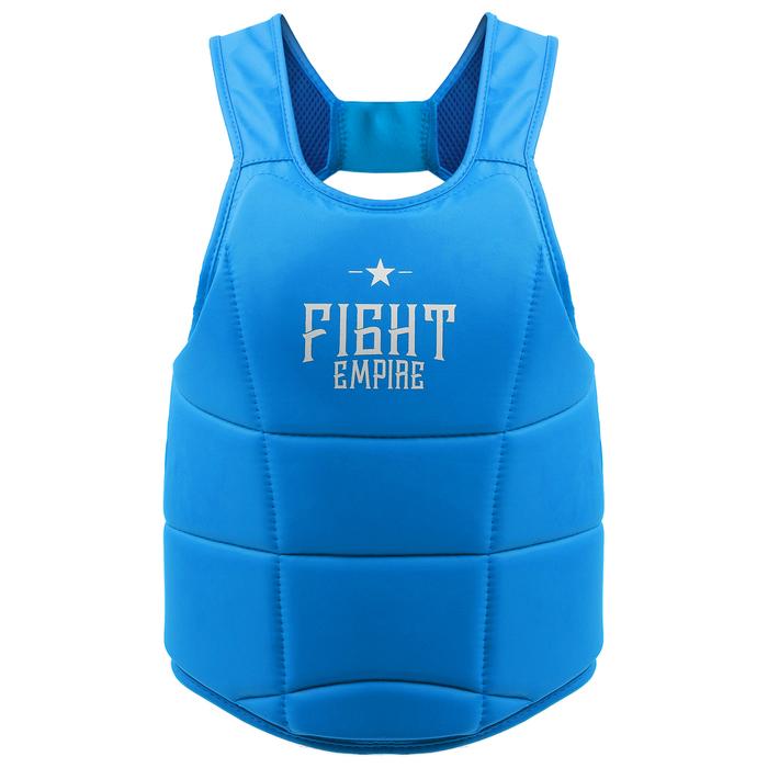Жилет защитный FIGHT EMPIRE, размер L, цвет синий