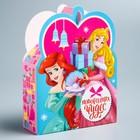 Подарочная коробка «С Новым Годом!», Принцессы, 15 х 11 х 5 см