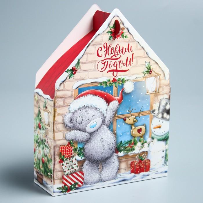 Подарочная коробка «С Новым Годом!», Me To You, 15 х 11 х 5 см