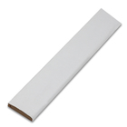 Profile MDF framework 2070x50x12 mm, white