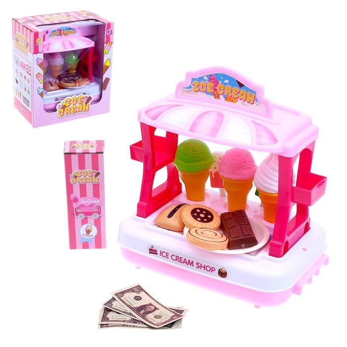 Игровой модуль «Магазинчик мороженого»