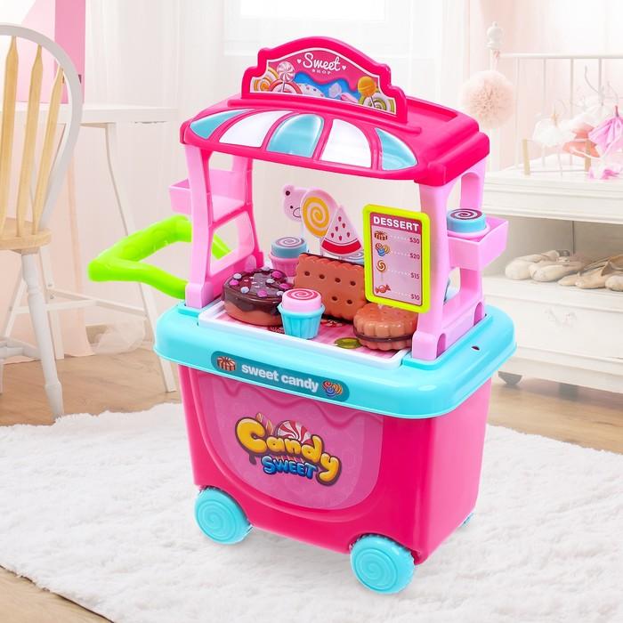 Игровой модуль «Магазинчик сладостей»