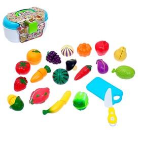 Набор продуктов «Фруктовый микс», в чемодане, цвета МИКС
