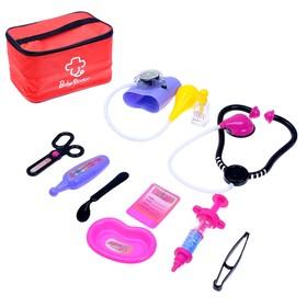 Набор доктора в сумке «Скорая помощь»