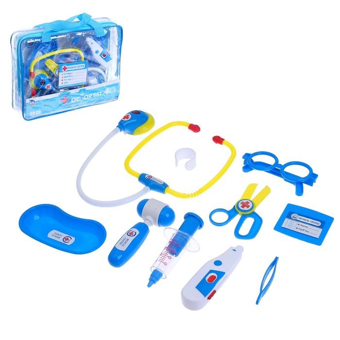 Игровой набор «Семейный доктор», в сумочке