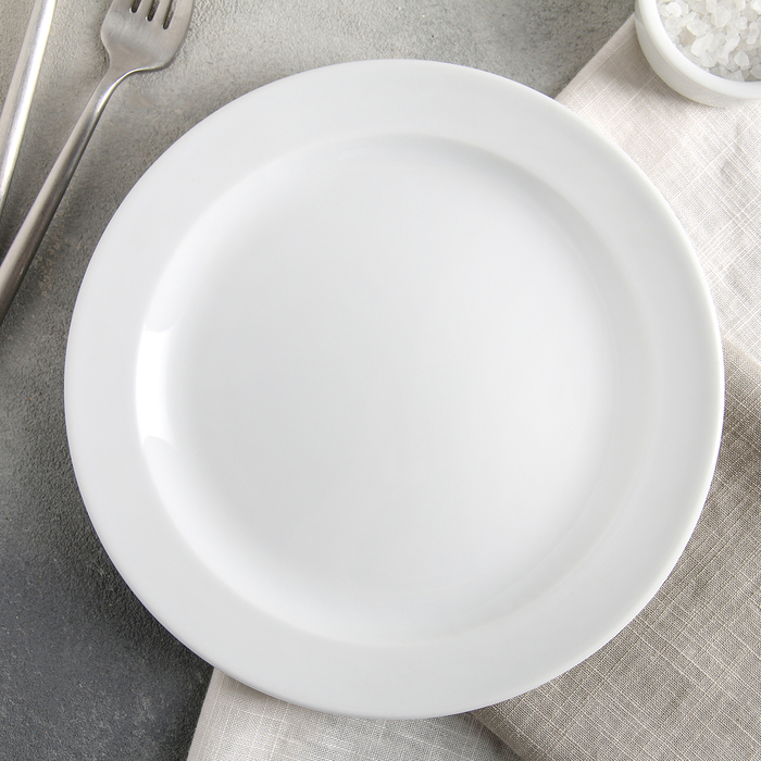 Тарелка мелкая 20 см