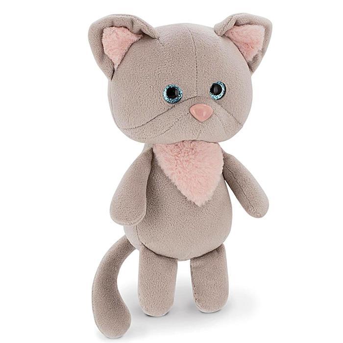 Мягкая игрушка «Котёнок», серый, 20 см