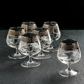 Набор бокалов для бренди «Эдем. Мускат», 6 шт, 410 мл,