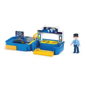 Игровой набор «Полиция», с аксессуарами и фигуркой полицейского