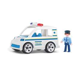Игрушка «Полицейский автомобиль», с водителем