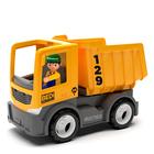Игрушка «Строительный грузовик-самосвал», с водителем