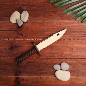 """Сувенирное оружие """"Нож-штык"""""""