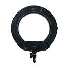 Кольцевая лампа OKIRA LED RING AX 480 S, 48 Вт, 240 светодиодов, d=45 см, + штатив, черная