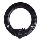 Кольцевая лампа OKIRA LED RING DAR 480, 48 Вт, 480 светодиодов, d=45 см, + штатив, черная