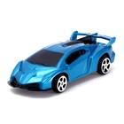 Машина инерционная «СпортКар», МИКС - фото 76446473