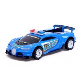 Машина инерционная «Полицейский широн», МИКС