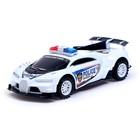 Машина инерционная «Полицейский широн», МИКС - фото 105656485